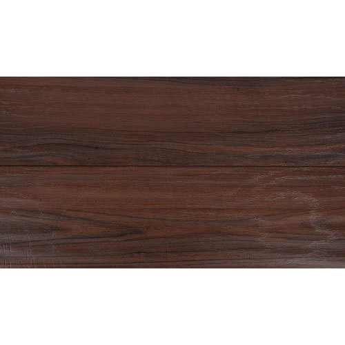 Brown Wooden Hand Scraped Laminate Flooring 8 Mm Rs 70 Square
