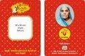 Gold Silver Coins Packing Card