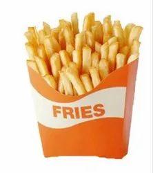 Paper Fries Holder, For Food