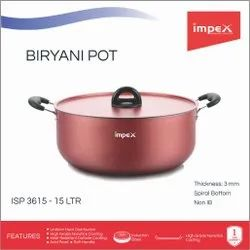 Nonstick Biryani Pot (ISP 3415 - 13 LTR)