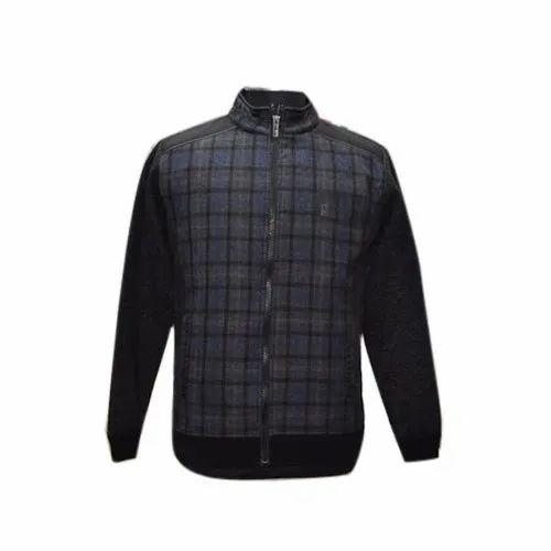 862957411 Mens Checkered Designer Jacket