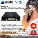 Quad Band Mobile Signal Booster