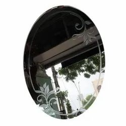 Wall Mounted Decorative Mirror Glass