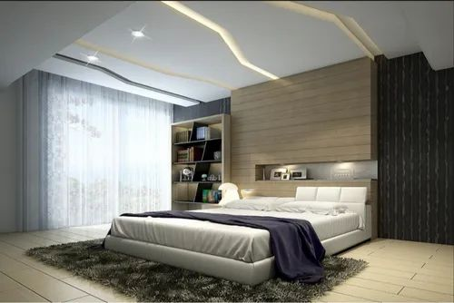 Luxury Bedroom Interiors Design Service In Kolkata Interior Designer Kolkata Best Luxury Interiors Id 21386655597