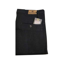 1936105537442 Mens Regular Fit Plain Trouser, Size: 30-40, Rs 370 /piece | ID ...