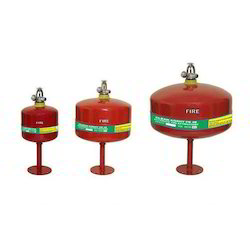 ABC Clean Agent Fire Extinguishers