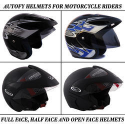 Autofy Flip-Up Helmets