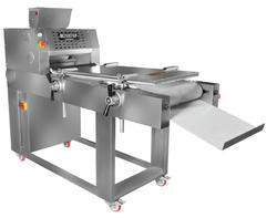 SS Tajshree Long Bread Moulder, Capacity: 1500 To 2000 Pcs/ Hr