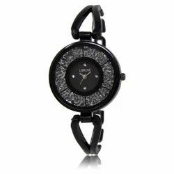 Lorem Crystal Diamond Watch