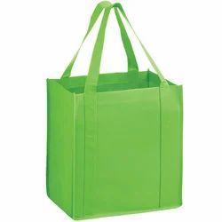 Green Shopping Non Woven Bag