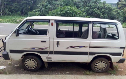 575ecee0970bf7 2013 Maruti Suzuki Omni 5 STR BS IV Van - Popular Vehicle And ...