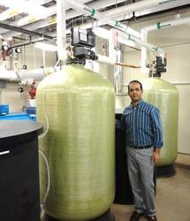 Commercial Industrial Softener Plant