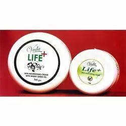 VEDA Life Germ Nourishing Skin Cream, Dry Skin, Features: Durable