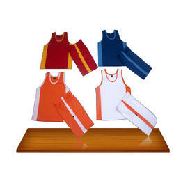 sag Basket Ball Uniform