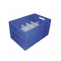 Plastic Fabrication Crate