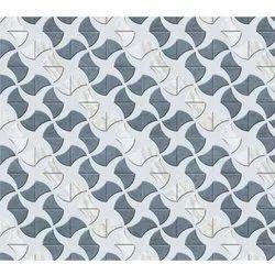 12 Mm Rectangular Vitrified Digital Parking Tiles, Size/Dimension: 300x600mm