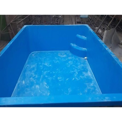 Frp Portable Swimming Pools, for Hotels/Resorts