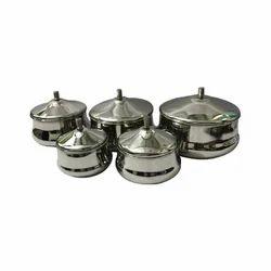 Pickel Set , Ghee Pot and Dish