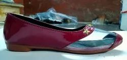 Women Fabric Rexine Ladies Belly Shoes