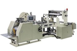 Paper Bag Making Machine with Upto 2 Color Printing Eco-Bags (WT PB600)