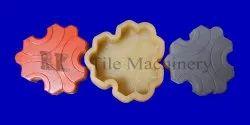 Galaxy Plastic Paver Block Moulds