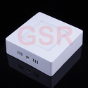 Square Surface Mount 6w Slim LED Panel Downlight