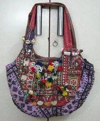 JaipurOnlineShop Assorted Embroidered Shoulder Bag