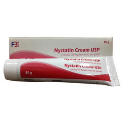Nystatin Cream USP 30gm