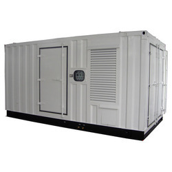 Sound Proof Diesel Generator