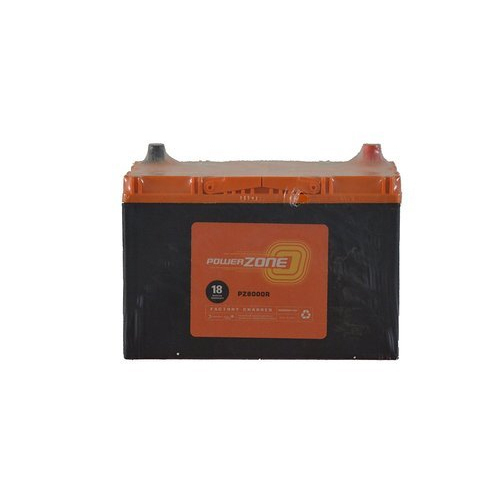 Power Zone PZ-NT9000R Car Battery, Warranty: 18 Months