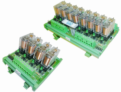 lubi, CONNECTWELL Relay Card, Model Number: 24im1c4, 12v To 24v
