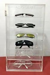 Acrylic Sunglass Storage Box