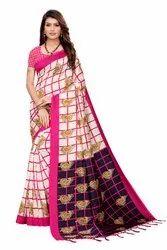 Mysore Silk Jalar Saree