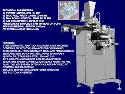 SNUS PACKING MACHINE