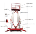 Hydraulic Aerial Working Platform