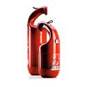Firephant 1 Kg Red ABC Type Fire Extinguisher