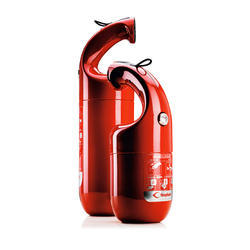 Portable Firephant 1 kg Red ABC Type Fire Extinguisher