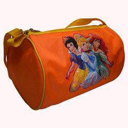 Barbie Picnic Duffle Bag