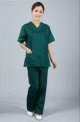 Ladies Medical Scrub Suit
