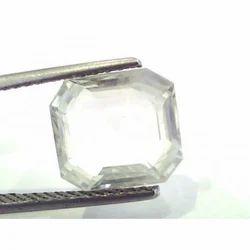 Gemstone Pukhraj (White Sapphire Orissa)