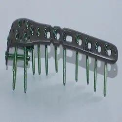 Orthopedic Implants Tolerance Locking Plate