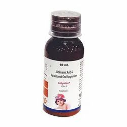 Mefenamic acid & Paracetamol oral Suspension