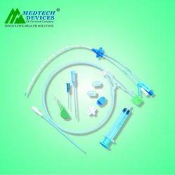 Double Lumen Central Venous Catheter Kit