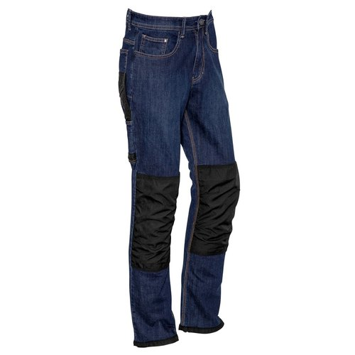 Regular Fit Lycra Mens Stretchable Jeans