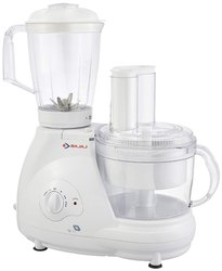 Bajaj Food Factory FX 11 600-Watt Food Processor (White)