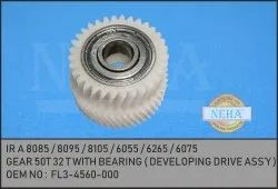 Gear 50T 32 T With Bearing FL3-4560-000 IR A 8085 / 8095 / 8105 / 6055 / 6265 / 6075