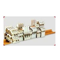 DIN Rail Mounted Terminals