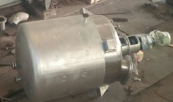 Jackted Reaction Pressure Vessel