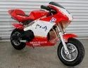 50cc Red Super Pocket Bike For Kid