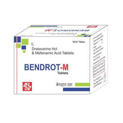 Drotaverine Hcl And Mefenamic Tablet